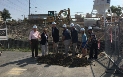 Taylor Breaks Ground For Cayuga View Senior Living