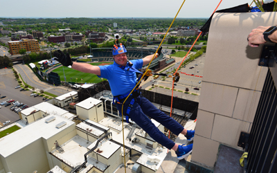 Taylor, Essex & ImageNow Go Over the Edge for Rochester Urban Scouting