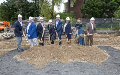 Taylor Breaks Ground for Courtyard by Marriott East-End Hotel