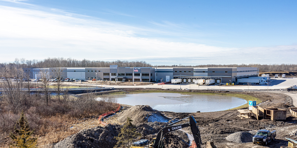C&M Forwarding – Union Street Industrial Park