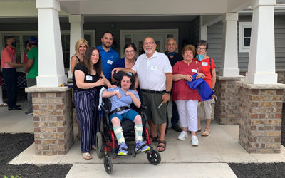 Heritage Christian Services Opens a New Neighborhood Home in Penfield