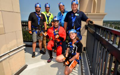 Taylor, Essex, Pace Electronics Go Over The Edge For Urban Scouting